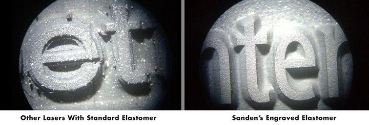 laser engraved printing plates comparison